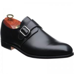 Cardiff monk shoe