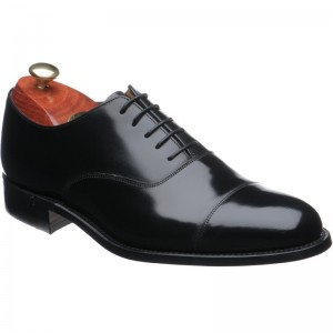 Barker Cheltenham rubber-soled Oxford