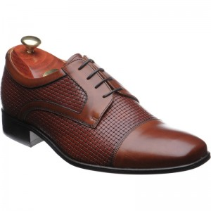 Andover two-tone Derby shoe