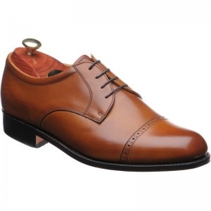 Barker Staines semi-brogue