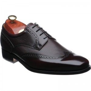 Andrew two-tone brogue