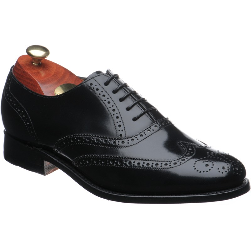 Glasgow In Black Polished At