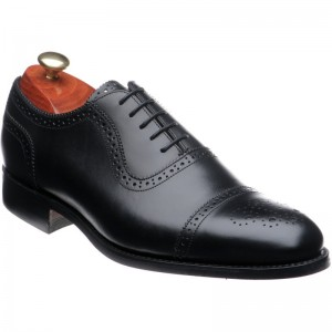 Leybourne semi-brogue