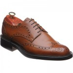 Barker Grassington brogue