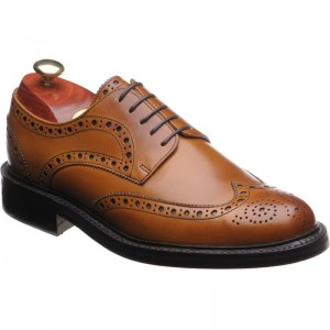 Barker Grassington in Cedar Calf