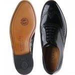 Barker Albert brogue
