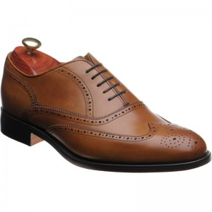 Newport brogue