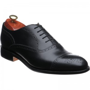 Newcastle semi-brogue
