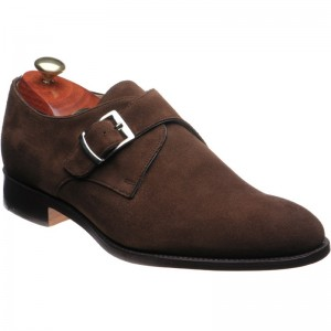 Barker Northcote monk shoe