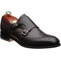 Barker Fleet double monk shoes