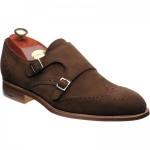 Fleet double monk shoe