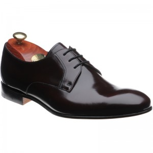 Rutherford Derby shoe
