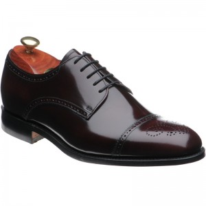 Perth semi-brogue