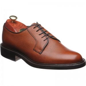 Nairn rubber-soled Derby shoe