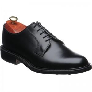 Barker Nairn rubber-soled Derby shoe