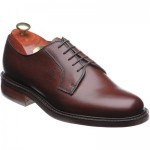 Barker Nairn rubber-soled Derby shoe
