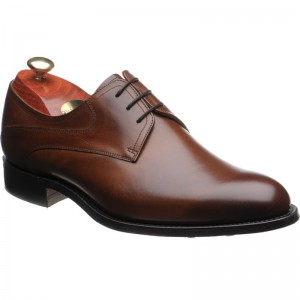 Barker Banbury rubber-soled Derby shoes