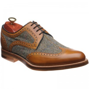 Dowd two-tone brogue