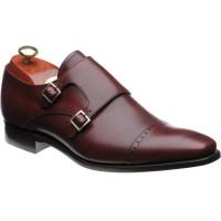 Barker Lancaster double monk shoe