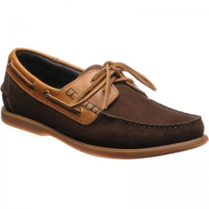 Barker Wallis deck shoe