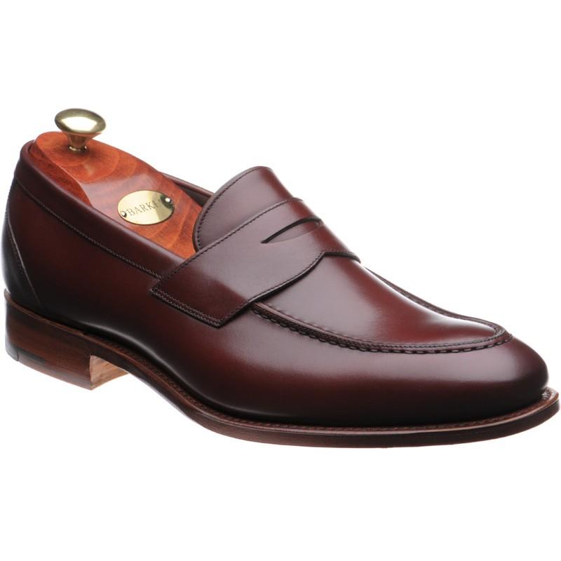 Barker Donnington loafer