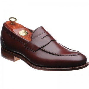Barker Donnington loafer