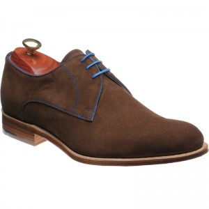 Downton Derby shoe