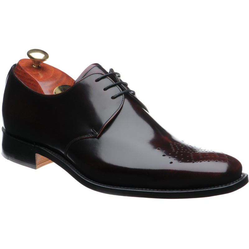 Barker Darlington Derby shoe