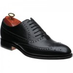 Flore two-tone brogue