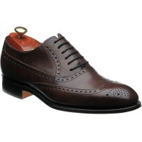 Barker Flore two-tone brogue