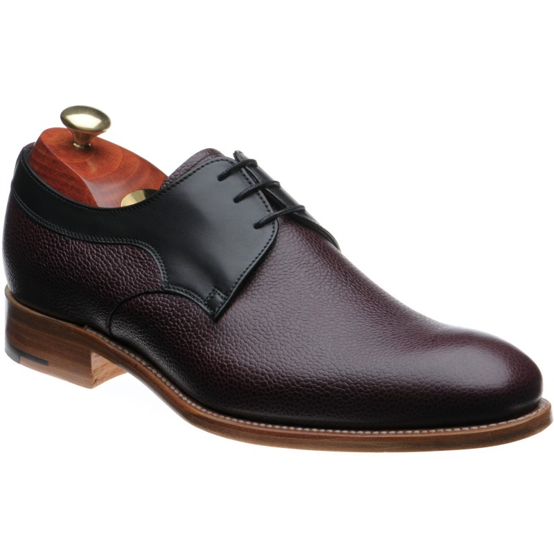 Barker Benedict two-tone Derby shoe