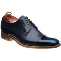 Powell two-tone Derby shoe