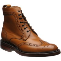Barker Calder brogue boot