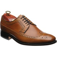 Barker Fosbury two-tone brogue