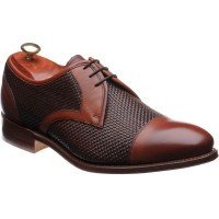 Barker Hartford Derby shoe