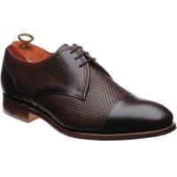 Barker Hartford Derby shoe