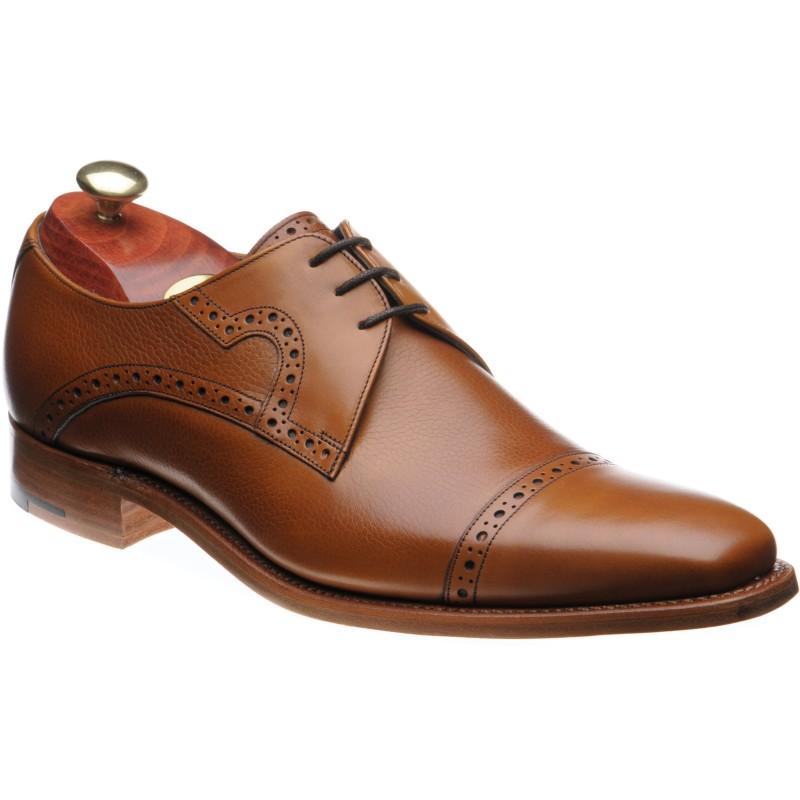 Apollo two-tone Derby shoe