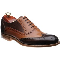 Barker Valiant brogue