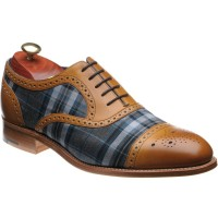 Barker Hursley two-tone shoe