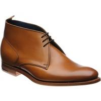 Barker Lucius Chukka boot