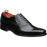 Barker Finch brogue