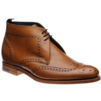 Barker Lloyd brogue boot