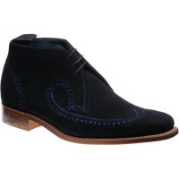 Barker Cooke brogue boots