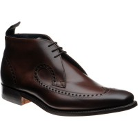 Barker Cooke brogue boot