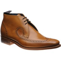 Barker Cooke brogue boot