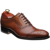 Barker Jaywick semi-brogue