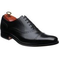 Barker Johnstone semi-brogue
