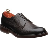Elton rubber-soled Derby shoes