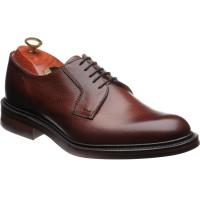 Barker Elton rubber-soled Derby shoes