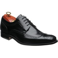 Larry rubber-soled brogues